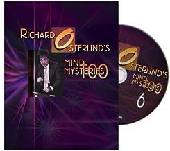 Richard Osterlind Mind Mysteries Too 6 DVD