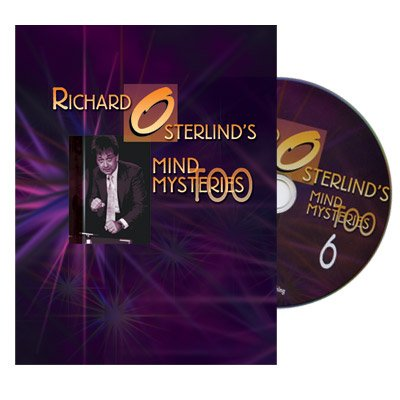Richard Osterlind Mind Mysteries Too - #6, DVD