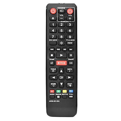 Universele controller vervanging voor Samsung Blu-Ray dvd-speler, professionele afstandsbediening Geschikt voor BD-EM57 BD-EM57 / ZA BD-EM57CE5700 BD-E5700
