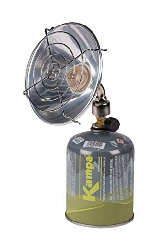 Kampa Single Parabolic Heater - 0.7 kw
