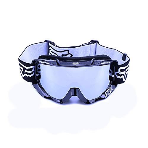 SunAll Gafas de motocicleta gafas de campo a través del casco gafas de hombres a caballo gafas de esquí alpinismo al aire libre de los vidrios a prueba de viento de arena gafas de sol conductores de m