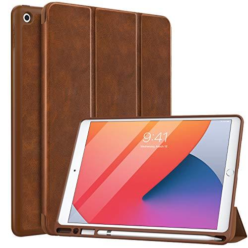 MoKo Hülle Kompatibel mit Neu iPad 10.2