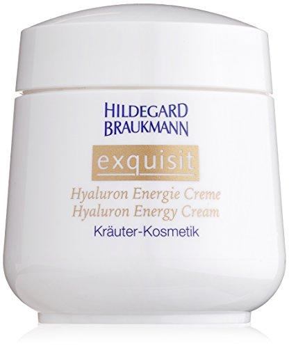 Hildegard Braukmann Exquisit femme/women, Hyaluron Energie Creme, 1er Pack (1 x 50 ml)
