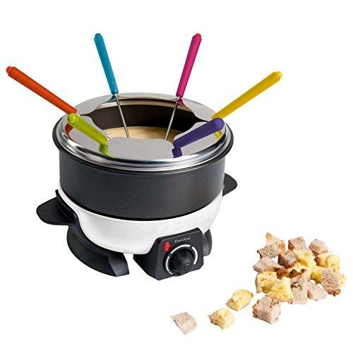 Set fondue 6personas termostato olla fondue 1,6L