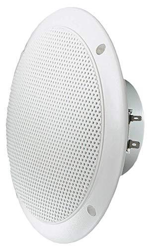 Visaton wasserdichter Lautsprecher IP65 weiß oder schwarz - Größe wählbar, Außen-Ø:180mm, Farbe:weiß