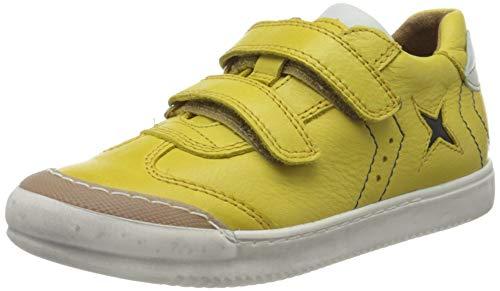 Froddo Unisex G3130144 Kids Shoe Sneaker, Gelb (Yellow I15), 38 EU