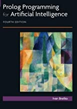 Prolog Programming for Artificial Intelligence (4th Edition) (International Computer Science Series) by Ivan Bratko(2006-04-01)