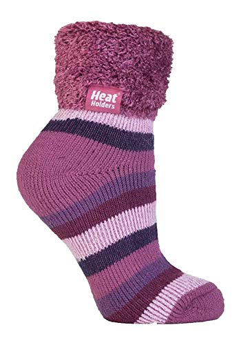 Heat Holders Damen Socken Mehrfarbig mehrfarbig Medium Gr. Medium, Hhl11