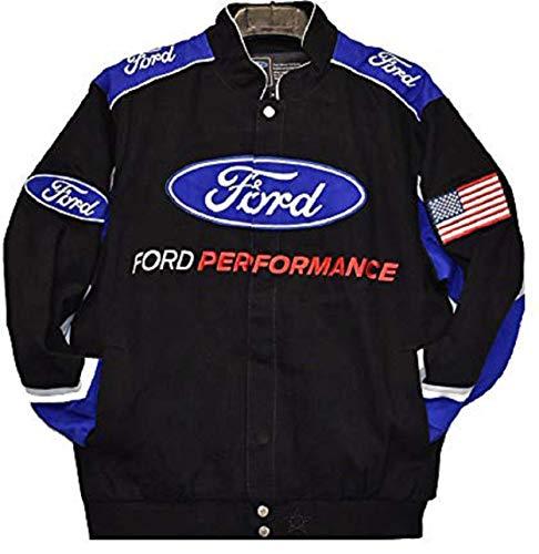 Ford Performance Cotton Jacket JH Design Size XLarge Black