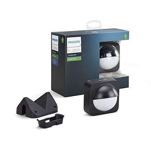 Philips Hue Sensor de Movimiento para Exterior, Posibilidad de Control por Voz