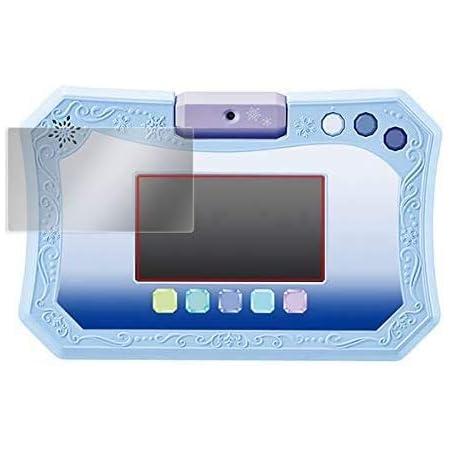ブルーライトカット液晶保護フィルムアナと雪の女王2 ドリームカメラタブレット 用 日本製 目に優しい 防指紋 防気泡 OverLay Eye Protector OEANAYUKITABLET/12