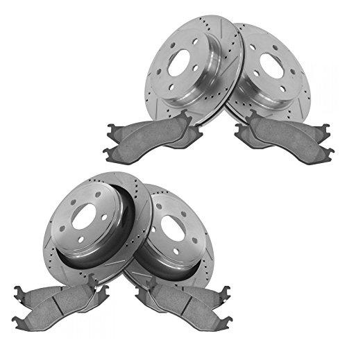 05 dodge ram 1500 brake rotors - 2