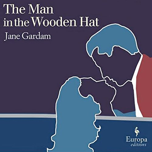 The Man in the Wooden Hat audiobook cover art