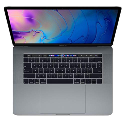 15.6-inch Apple  MacBook Pro Intel Quad-Core i7 2.6GHz with Touch Bar (Mid-2019)