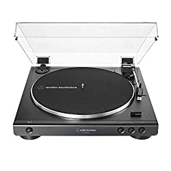 Built-in phono pre-amp for universal connection Archive your records to PC or Mac via USB Famous Audio Technica sound quality Fully automatic for ease of use