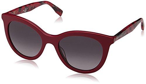 Boss Orange Damen BO 0310/S 9O 8A4 51 Sonnenbrille, Rot (Red Grey/Brown)