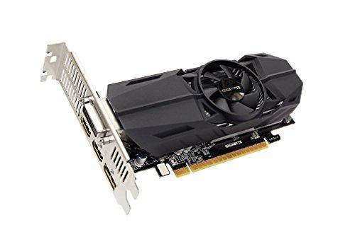 Gigabyte Geforce GTX 1050 Ti OC Low Profile 4GB GDDR5 128 Bit PCI-E Graphic Card (GV-N105TOC-4GL)