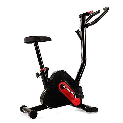 LYzpf Bicicletas Estáticas Bici Estacionaria Interior Ejercicio Máquinas de Entrenamiento Accesorios para Bike para Tonificación Muscular Pérdida de Peso