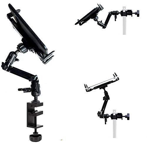 ChargerCity Heavy Duty 4-Way Multi Joint microphone stand