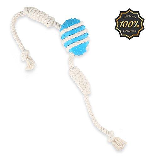 Dog Tug Toys – Tug Rope with Handles
