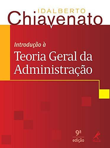 Imagem representativa de Introdução à teoria geral da administração
