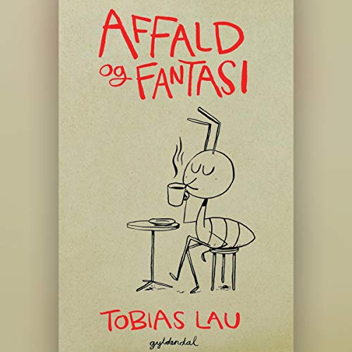Affald og fantasi audiobook cover art