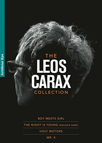 Leos Carax Collection - 4-DVD Box Set ( Boy Meets Girl / Mauvais sang (The Night Is Young) / Holy Motors / Mr. X, a Vision of Leos Carax ) [ NON-USA FORMAT, PAL, Reg.2 Import - United Kingdom ]