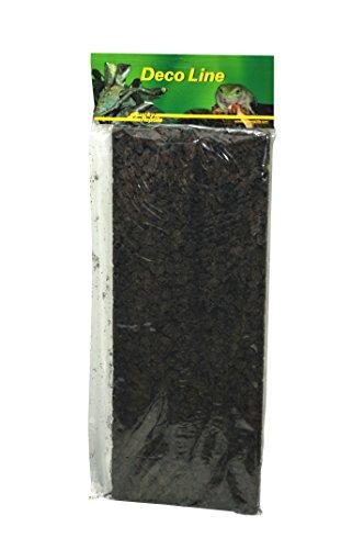 Lucky Reptile SBG-1 Zwarte kurk achterwand natuurlijke achterwand voor terraria 100 x 50 x 2 cm