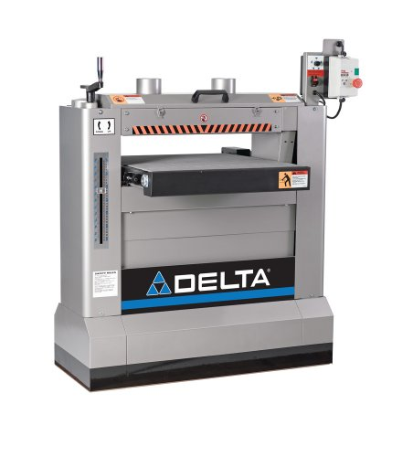 Delta Woodworking  31-481 26-Inch Dual Drum Sander, 3-HP, 230V