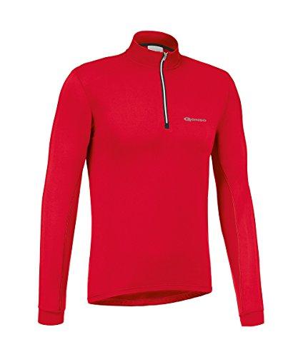 Gonso Herren Christian Active Shirt, fire, M