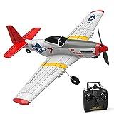 Control Remoto Aviones 2.4G 6-Axis Gyro RC avión de ala fija Trainer RTF Una tecla Retorno for...
