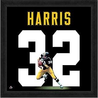 Franco Harris Pittsburgh Steelers NFL Uniframe Photo (Size: 13