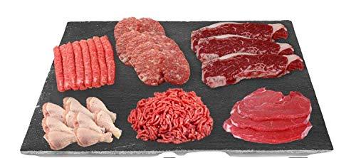 DataPrice Lote de Carne fresca de IBERCARNS. Packs de Carne Tradicional, Familiar, Barbacoa y Gourmet (Tradicional Familiar, 5 kg)