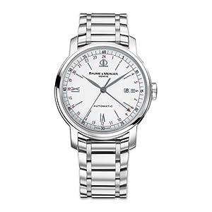 Baume & Mercier Men's 8734 Classima Automatic Bracelet Watch