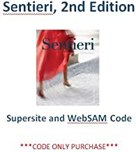 Sentieri 2nd Ed Supersite and WebSAM Code **CODE ONLY**