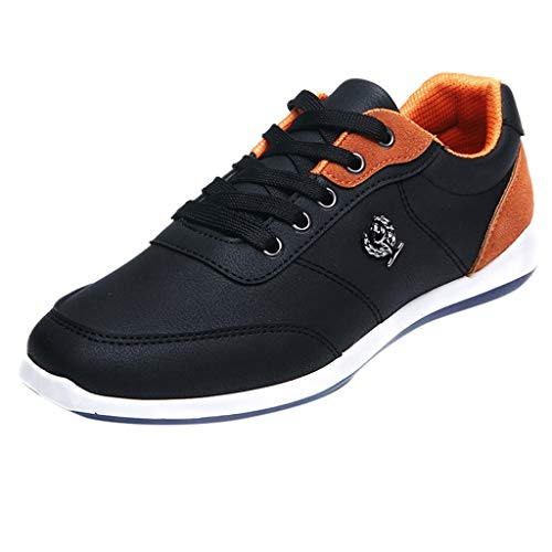 Dtuta Unisex-Erwachsene Classic Suede Canvas Sneakers, Sportschuhe Laufschuhe Fitness Leicht rutschfeste Turnschuhe für Herren Air Running Outdoors Straßenlaufschuhe Sports- Viele Farben 39EU-44EU