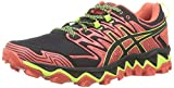 Asics Gel-Fujitrabuco 7, Zapatillas de Running Hombre, Rojo (Red Snapper/Black 600), 42 EU