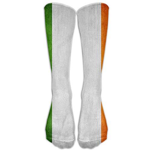 iuitt7rtree Calcetines deportivos de compresión de bandera...