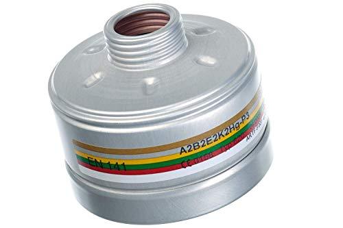 Dräger X-plore Rd40 Kombi-Filter A2B2E2K2Hg P3 für Gase, Dämpfe, Partikel   1 STK.   Filter für Vollmasken X-plore 6300 - 2
