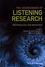 The Sourcebook of Listening Research: Methodology and Measures
