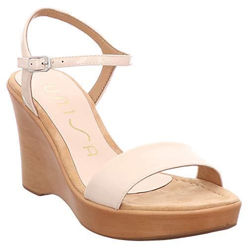 Unisa | Rita | Sandalette - beige | Pale, Farbe:beige, Größe:38