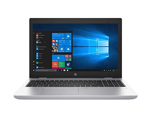 2020 HP ProBook 650 G5 15.6' Full HD FHD (1920x1080) Business Laptop (Intel Quad-Core i7-8665U, 16GB DDR4 RAM, 512GB SSD) Fingerprint, Backlit, DVD-RW, Type-C, HDMI, VGA, No Webcam, Windows 10 Pro