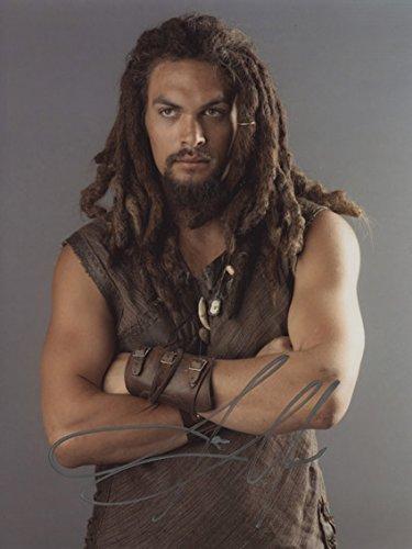 Autogramm Jason Momoa3 aus Stargate Atlantis