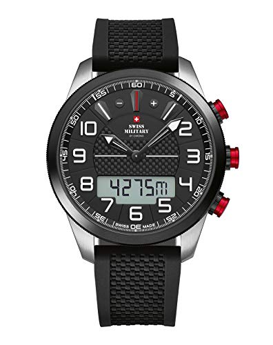 Swiss Military Orologio per Uomini Cronografo SM34061.01