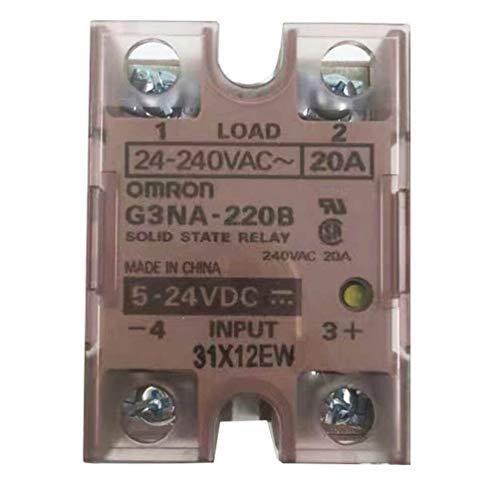 Relé de estado sólido G3NA-205B G3NA-210B G3NA-220B G3NA-240B G3NA-440B (G3NA-220B)