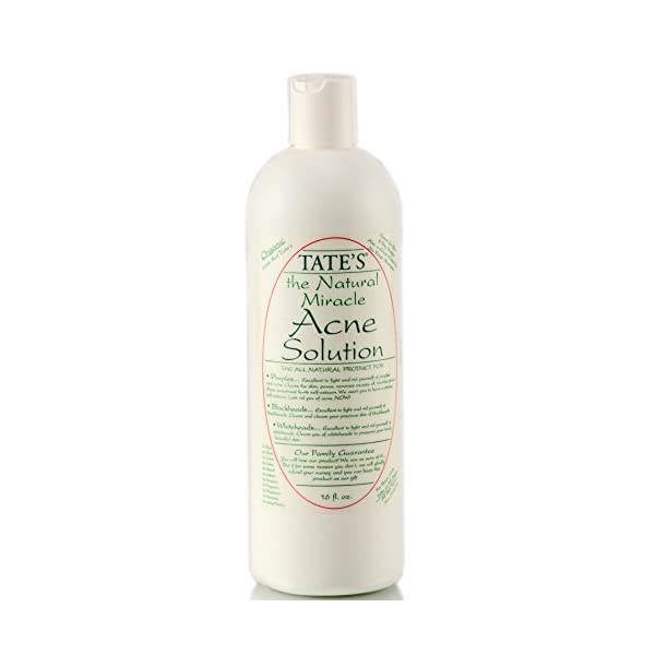 Acne treatment products Tate's The Natural Miracle Acne Solution – 16 oz