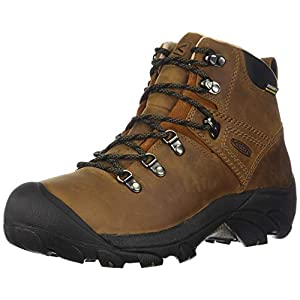 KEEN Women's Pyrenees Mid Height Waterproof Hiking Shoe