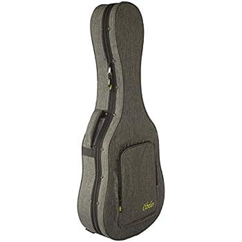 Estuche ABS para Guitarra Cl/ásica Negro Brillante marca Cibeles