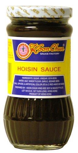 Koon Chun Hoisin Sauce, 15-Ounce Glass Jars (Pack of 1)