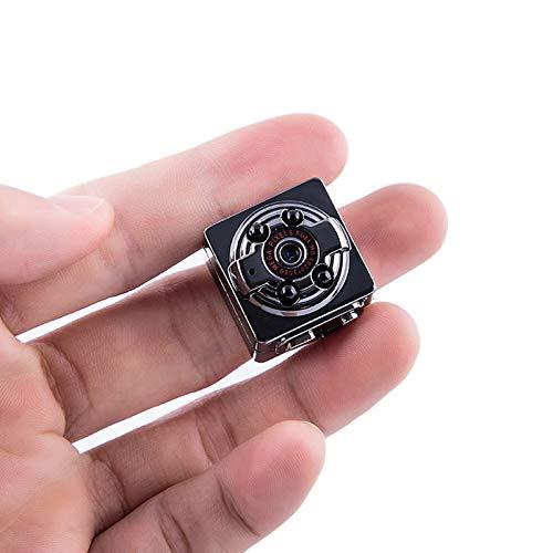 Mini Kamera, SUNJULY Micro Camcorder SQ8 Smart 1080p HD Mini, DV-Recorder Nachtsicht Sport DV Kamera für Alle Gelegenheiten Wie Unterricht, Besprechung Usw